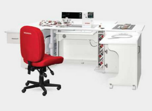 The Exclusive BERNINA Cabinet Collection