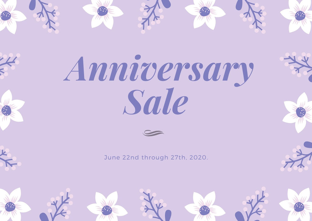 28th Anniversary Sale!!!