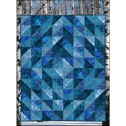 Seasons Winter Quilt - Kit