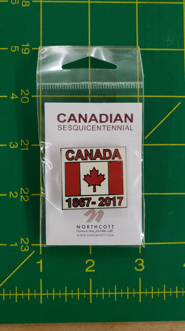Canadian Sesquicentennial Pin - Canada