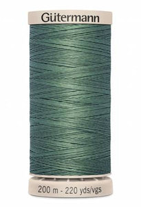 Gutermann Cotton Hand Quilting Thread  - Frosty Green