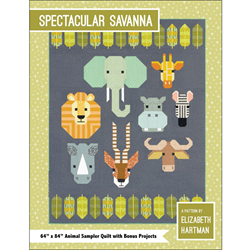 Spectacular Savanna Quilt Pattern