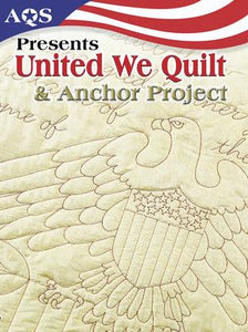 United We Quilt & Anchor Project