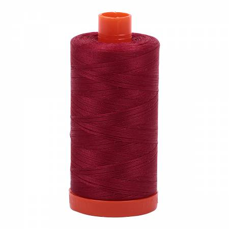Aurifil Cotton Thread - Burgundy 1103