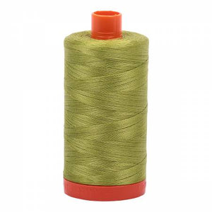 Aurifil Cotton Thread - Light Leaf 1147