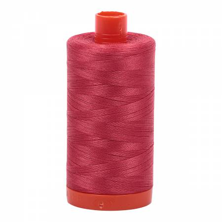 Aurifil Cotton Thread - Red Peony 2230