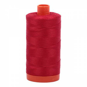 Aurifil Cotton Thread - Red 2250