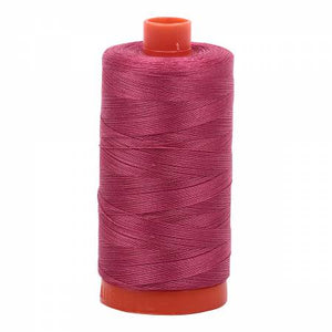 Aurifil Cotton Thread - Medium Carmine Red