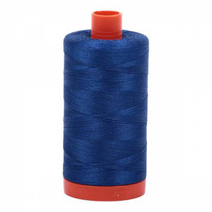 Aurifil Cotton Thread - Dark Cobalt 2740