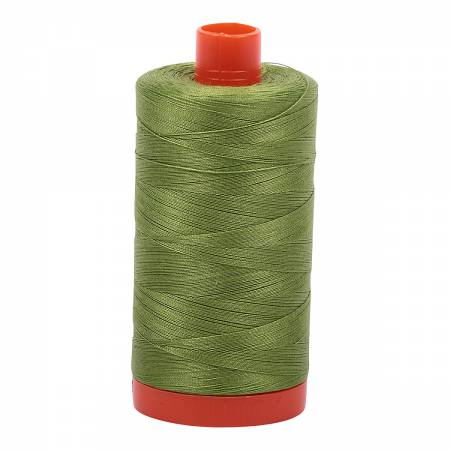 Aurifil Cotton Thread - Fern Green
