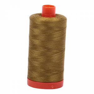 Aurifil Cotton Thread - Medium Olive 2910