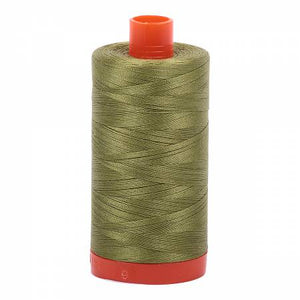 Aurifil Cotton Thread - Olive Green 5016