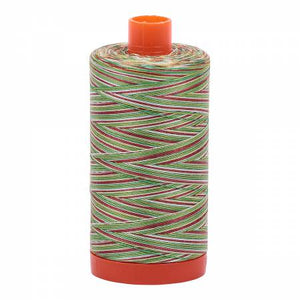 Aurifil Cotton Thread - Variegated Leaves