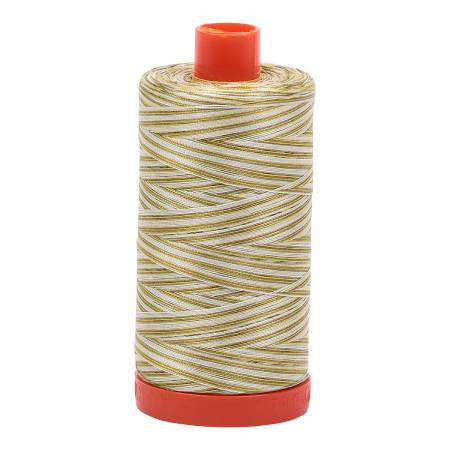 Aurifil Cotton Thread - Variegated 4653