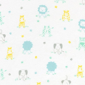 Little Savannah Flannel - Pastel