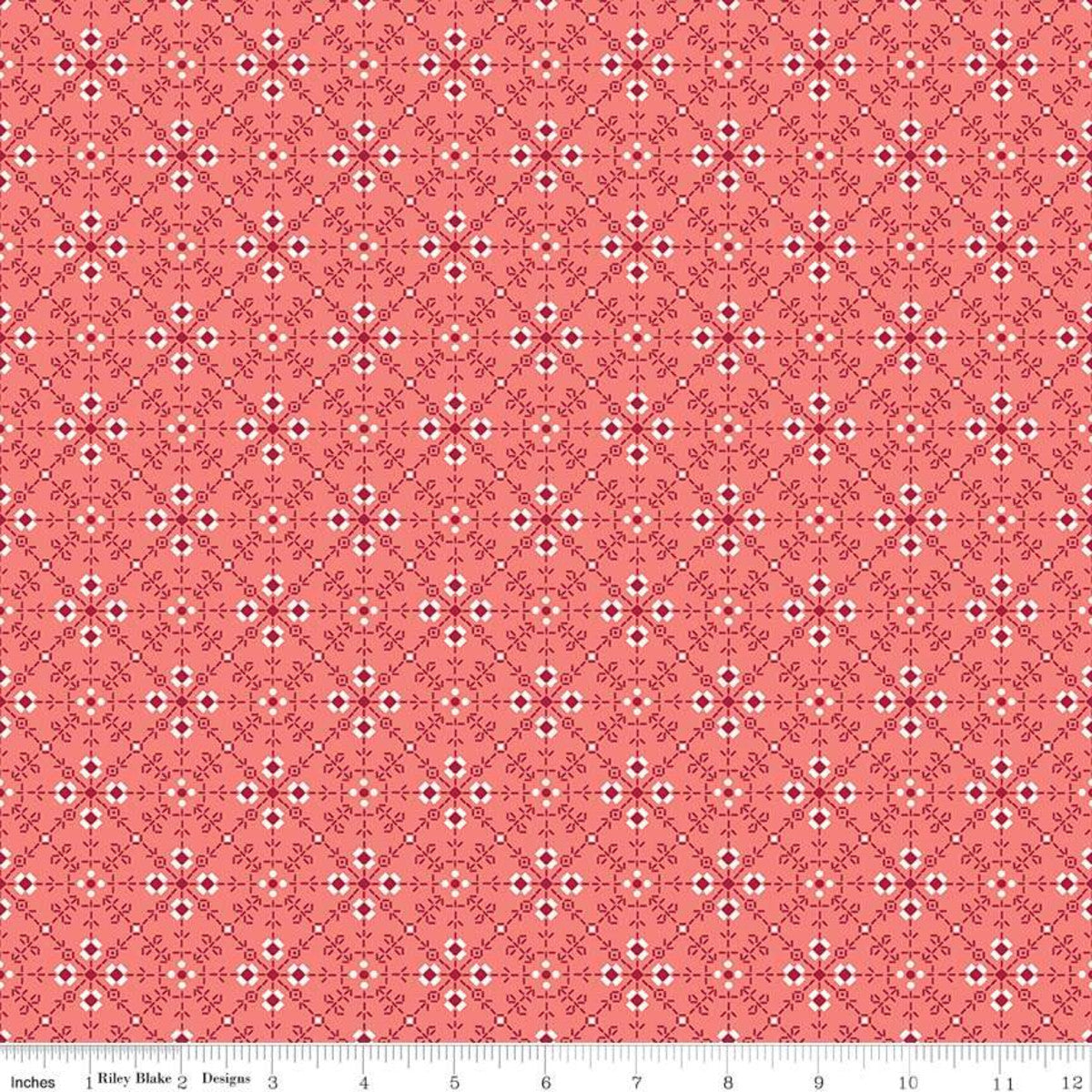 Granny Chic - Stitches Pink