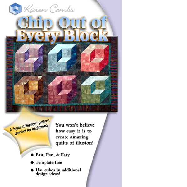 Chip Out of Every Block Pattern