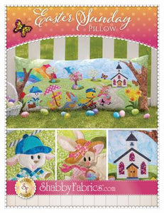 Easter Sunday Pillow Pattern