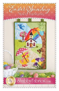 Easter Sunday Wall Hanging Pattern