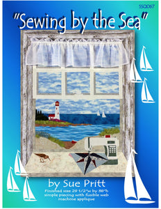 Sewing By The Sea Pattern