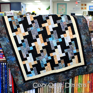 Side Steps Quilt Pattern