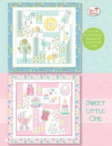 Sweet Little One Quilt Pattern