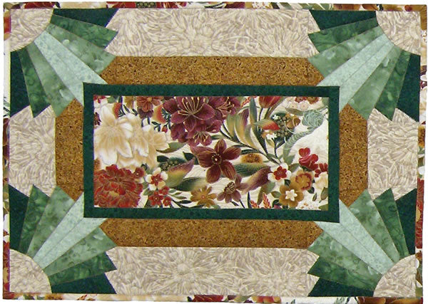 Inner Beauty Placemats Pattern