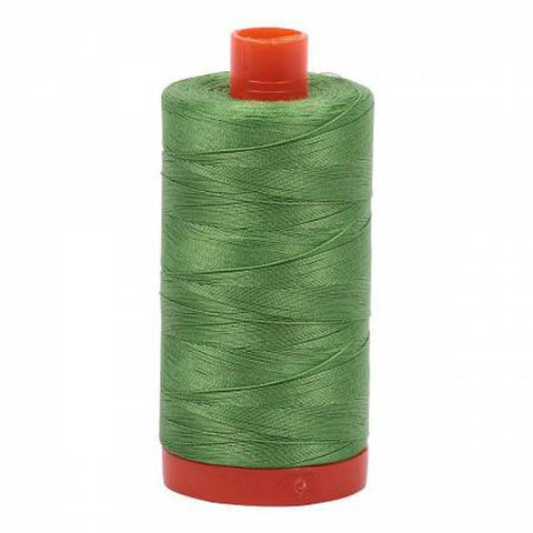 Aurifil Cotton Thread - Grass Green 1114
