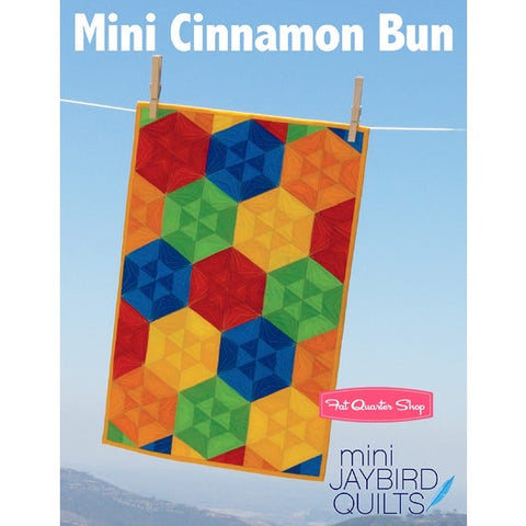 Mini Cinnamon Bun Pattern