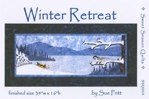 Winter Retreat Pattern