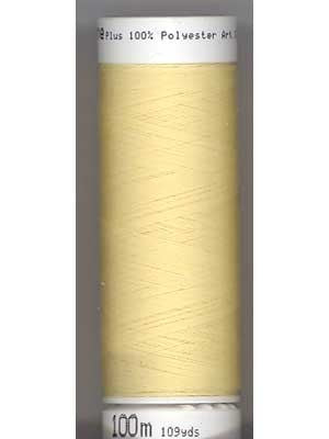 Metrosene Polyester Thread - Dark Cream 0781