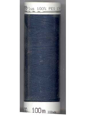 Metrosene Polyester Thread - Blue Black 0810