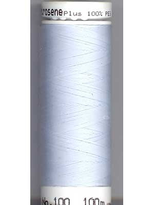 Metrosene Polyester Thread -  Hint of Blue 0023