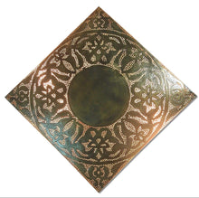 Load image into Gallery viewer, BM11 Vintage Reproduction Filigrain Flush Mount Moroccan Ceiling Light Fixture