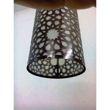 Load image into Gallery viewer, B198 Arabian Oriental Style Cylinder Drum Pendant Chandelier
