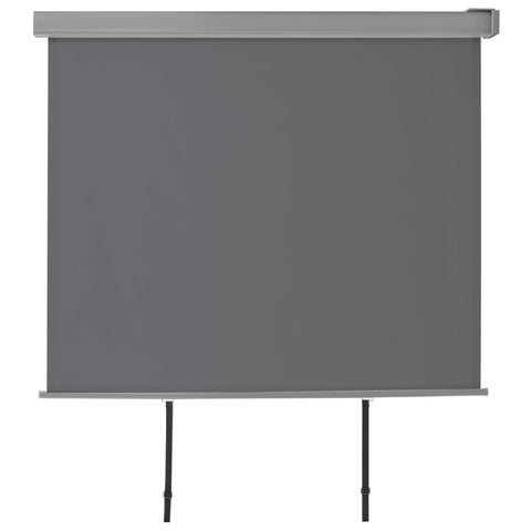 Balcony Side Awning Multi-functional 59.1x78.7 Gray