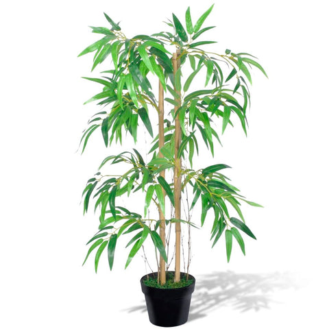 Artificial Bamboo Plant Twiggy with Pot 35