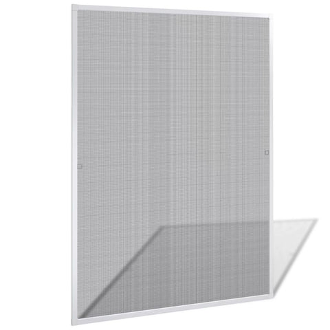 White Insect Screen for Windows 47.2x55.1