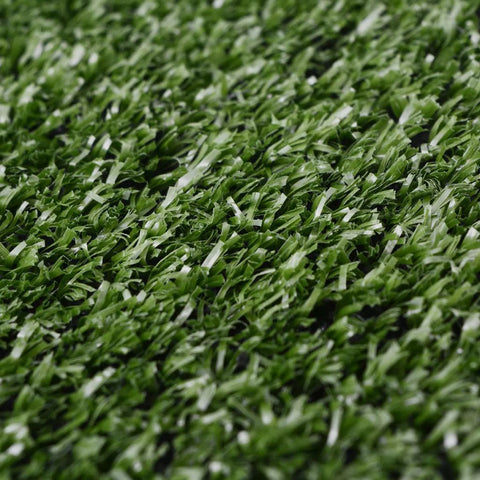 Artificial Grass 3.3'x65.6' 0.3-0.4 Green