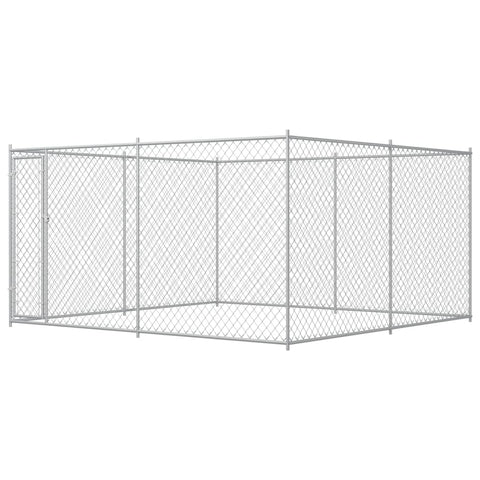 Outdoor Dog Kennel 13.1'x13.1'x6.6'