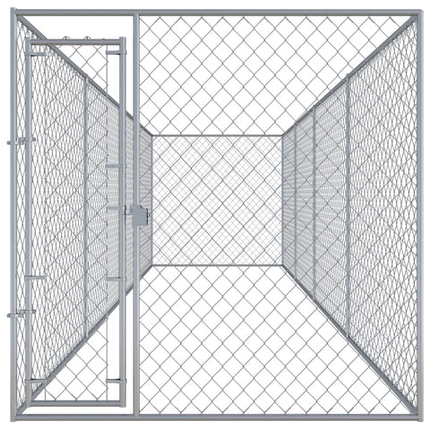 Outdoor Dog Kennel 299x75.6x78.7