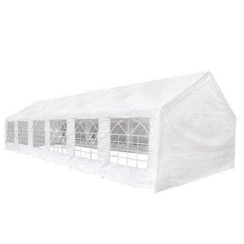 White Party Tent 39.4' x 19.7'