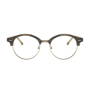 4246 C96 Light Brown - Mollucas - Frame Kacamata Pria / Wanita Minus Plus Silinder Anti Radiasi