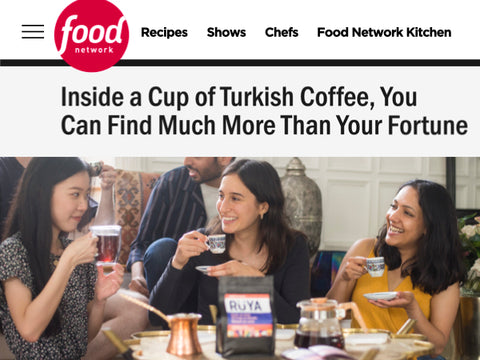 Inside a Cup of Turkish Coffee, You Can Find Much More Than Your Fortune