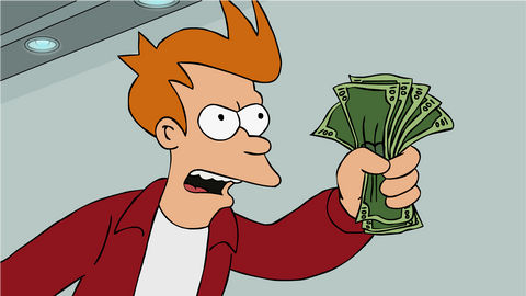 Fry offering all his money for a free solution to curb vape cravings