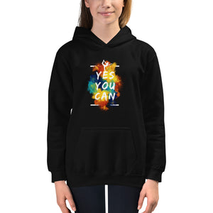 Yes You Can Kids Hoodie