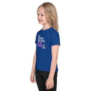 She believed Kids T-Shirt
