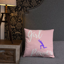Load image into Gallery viewer, Girl Power Basic Pillow