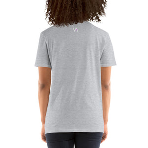Strong and Artistic Short-Sleeve Unisex T-Shirt