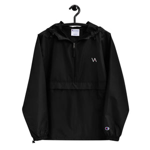 VA Wear Embroidered Champion Packable Jacket